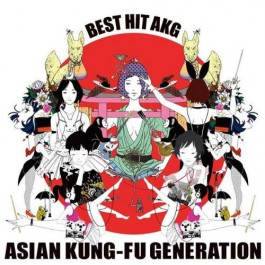 Asian Kung Fu Generation Shirt 74