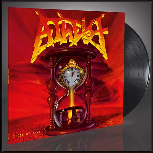 Season Of Mist Atheist Piece Of Time Lp Death