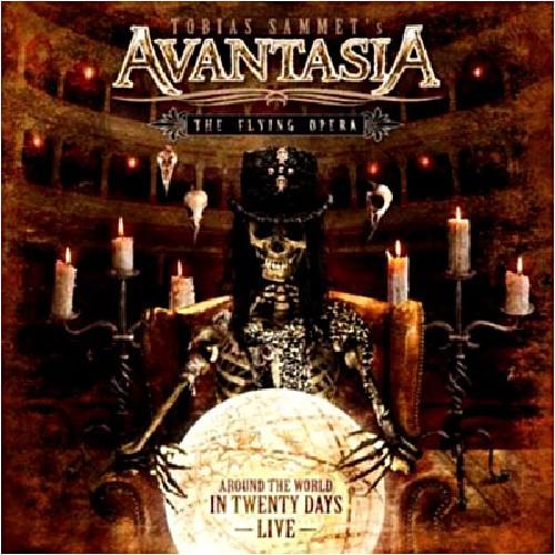 Season Of Mist Avantasia The Flying Opera Around The