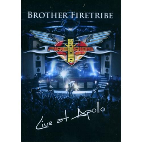 a6ef9e4e65d Brother Firetribe | Live At Apollo - DVD - Rock / Hard Rock / Glam | Season  of Mist