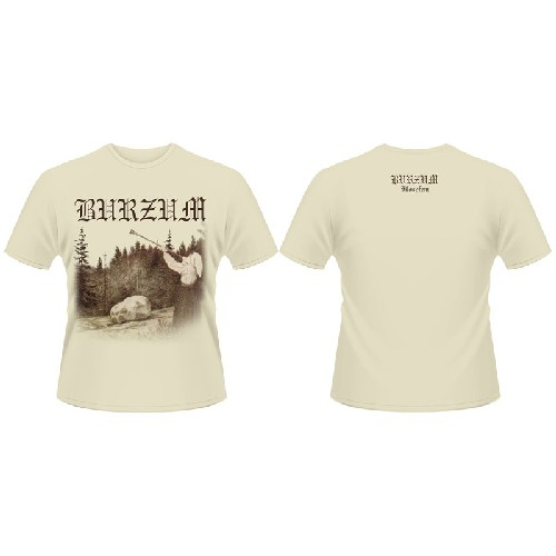 22d80c785 Burzum   Filosofem - T-shirt - Black Metal   Season of Mist