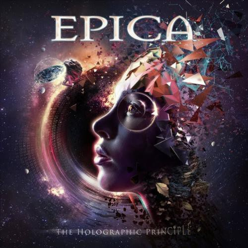 The Holographic Principle T-shirt Musik Epica