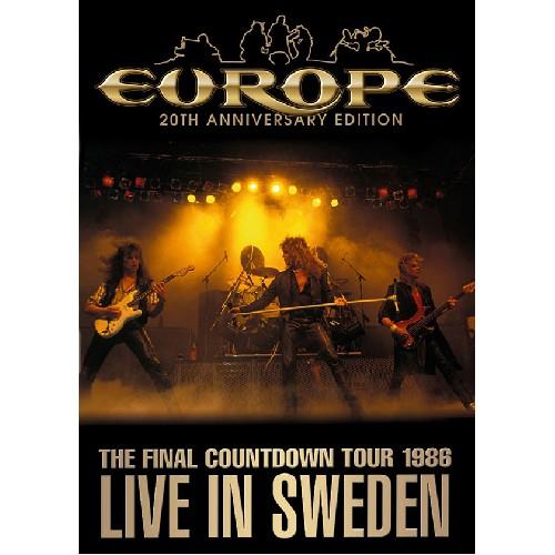 season of mist europe live in sweden dvd rock hard rock glam. Black Bedroom Furniture Sets. Home Design Ideas