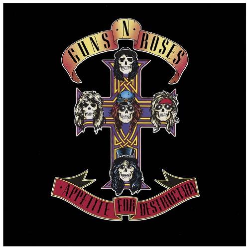 Season Of Mist Guns N Roses Appetite For Destruction Cd
