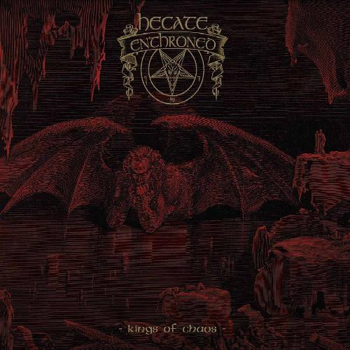 hecate enthroned kings of chaos cd digipak black metal season of mist. Black Bedroom Furniture Sets. Home Design Ideas