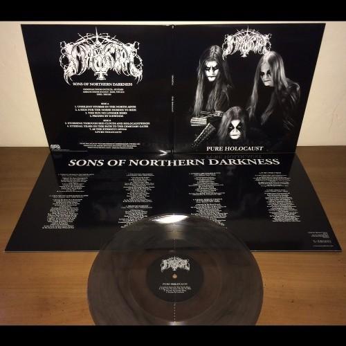 Immortal | Pure Holocaust - LP Gatefold Coloured - Black Metal | Season of Mist