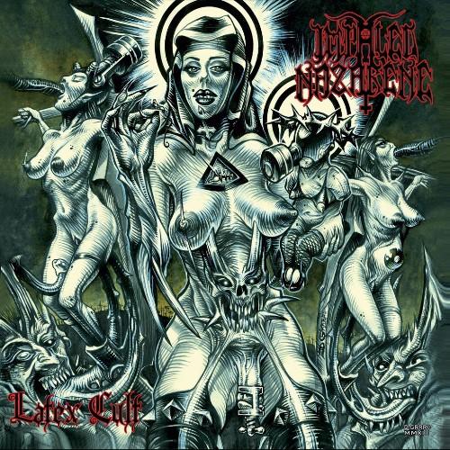 Season of Mist - Impaled Nazarene - Latex Cult - CD DIGIPACK ...