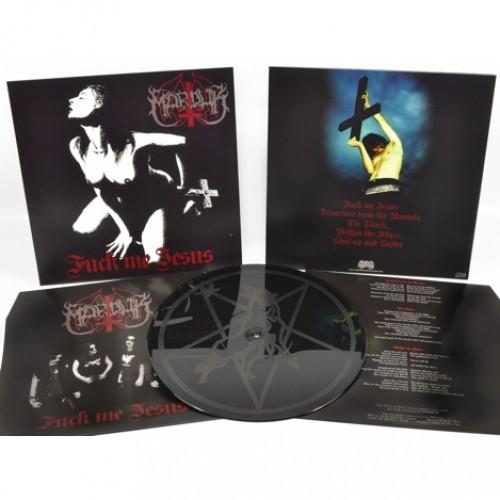5de5e491 Marduk | Fuck Me Jesus - LP COLOURED - Black Metal | Season of Mist