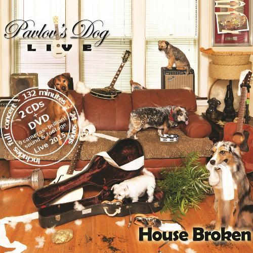 Pavlov S Dog House Broken Live