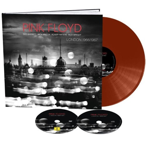 ea782496 Pink Floyd | London 1966 - 1967 - CD + DVD + coloured LP book - Prog Rock /  Prog Metal | Season of Mist