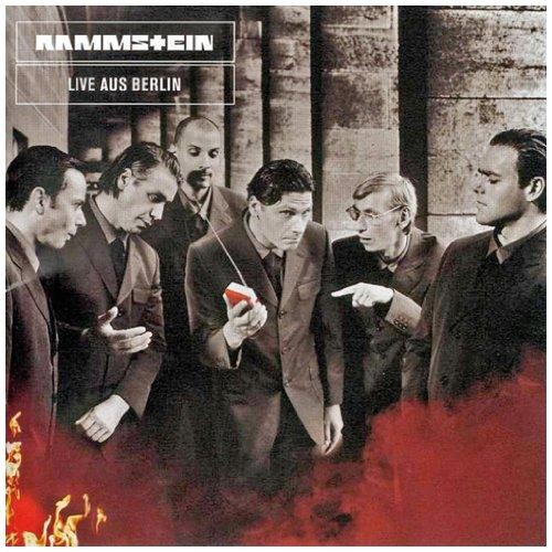 rammstein live aus berlin cd gothic new age dark ambient season of mist. Black Bedroom Furniture Sets. Home Design Ideas