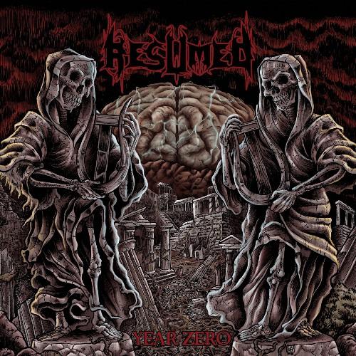 Resumed | Year Zero - CD - Death Metal / Grind | Season of Mist