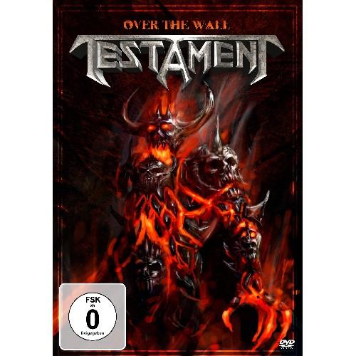 Season of Mist - Testament - Over the Wall - DVD - Thrash