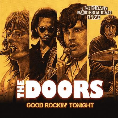 the doors good rockin tonight cd rock hard rock glam