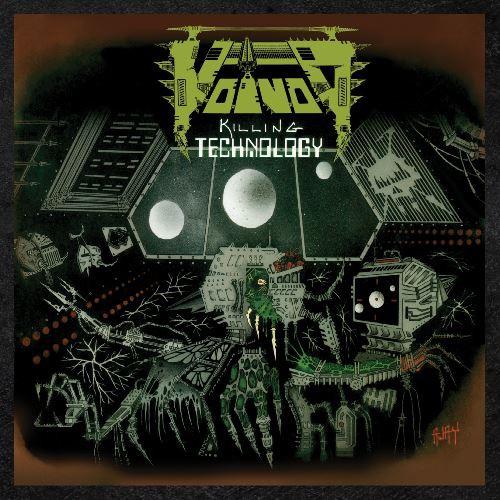 Season of Mist - Voivod - Killing Technology - LP - Thrash ...