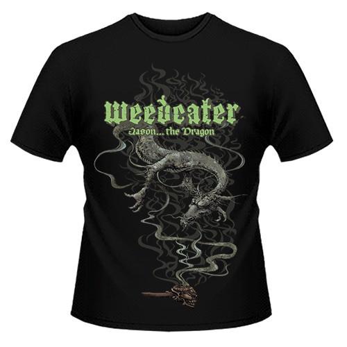 Weedeater | Jason... The Dragon - T-shirt - Stoner / Doom ...