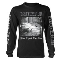 Burzum - Hvis Lyset Tar Oss - LONG SLEEVE (Men)