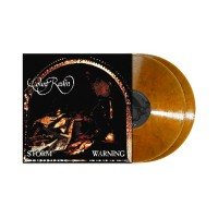 Count Raven - Storm Warning - DOUBLE LP COLOURED