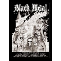 Dayal Patterson - Black Metal : Prelude To The Cult - BOOK
