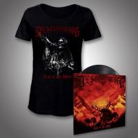 Deströyer 666 - Call Of The Wild - Mini LP + T-shirt bundle (Women)