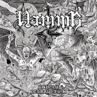 Hammr - Unholy Destruction - CD