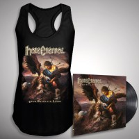 Hate Eternal - Bundle 4 - LP gatefold + T-shirt bundle (Women)
