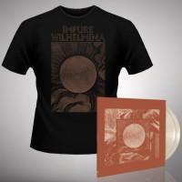 Impure Wilhelmina - Radiation - DOUBLE LP GATEFOLD COLOURED + T-SHIRT bundle