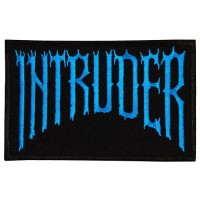 Intruder - Logo - EMBROIDERED PATCH