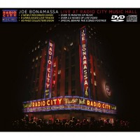 Joe Bonamassa - Live At Radio City Music Hall - CD + DVD slipcase