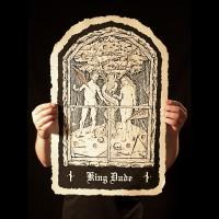 King Dude - Snake Skin - Serigraphy