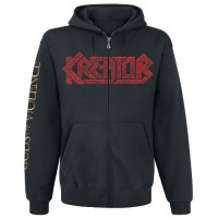 Kreator - Gods Of Violence - Hooded Sweat Shirt Zip