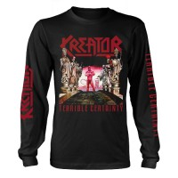 Kreator - Terrible Certainty - LONG SLEEVE (Men)