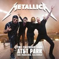 Metallica - 2017 Calendar - CALENDAR