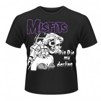 Misfits - Die Die My Darling - T-shirt (Men)