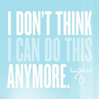 Moose Blood - I Don't Think I Can Do This Anymore - LP