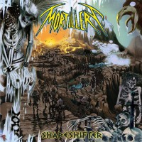 Mortillery - Shapeshifter - CD DIGIPAK