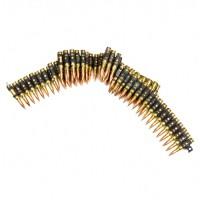 Bullet Belt - Gold - BULLET BELT
