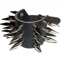 Medium Us Spikes 3 Row - STUDDED BRACELET