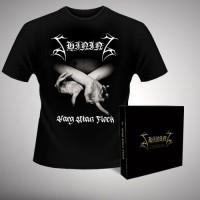 Shining - X - Varg Utan Flock - Digibox + T Shirt bundle