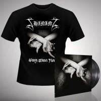 Shining - X - Varg Utan Flock - Double LP gatefold + T-shirt bundle