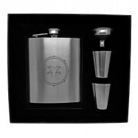 Shining - Logo - Flask
