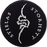 Stielas Storhett - Logo - EMBROIDERED PATCH