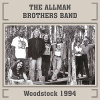 The Allman Brothers Band - Woodstock 1994 - DOUBLE LP Gatefold