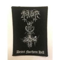 Tsjuder - Desert Northern Hell - Patch