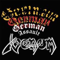 Venom - German Assault - LP COLOURED