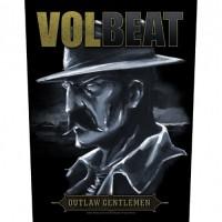Volbeat - Outlaw Gentlemen - BACKPATCH