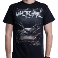 Whitechapel - The Somatic Defilement - T-shirt (Men)