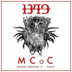1349 - Massive Cauldron of Chaos - CD DIGIPAK + PATCH