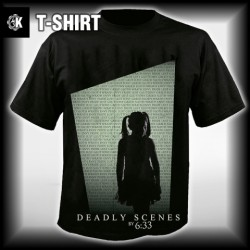 6:33 - Deadly Scenes - T-shirt (Men)