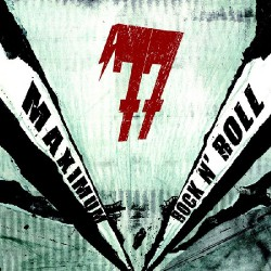 77 - Maximum Rock and Roll - CD DIGIPAK
